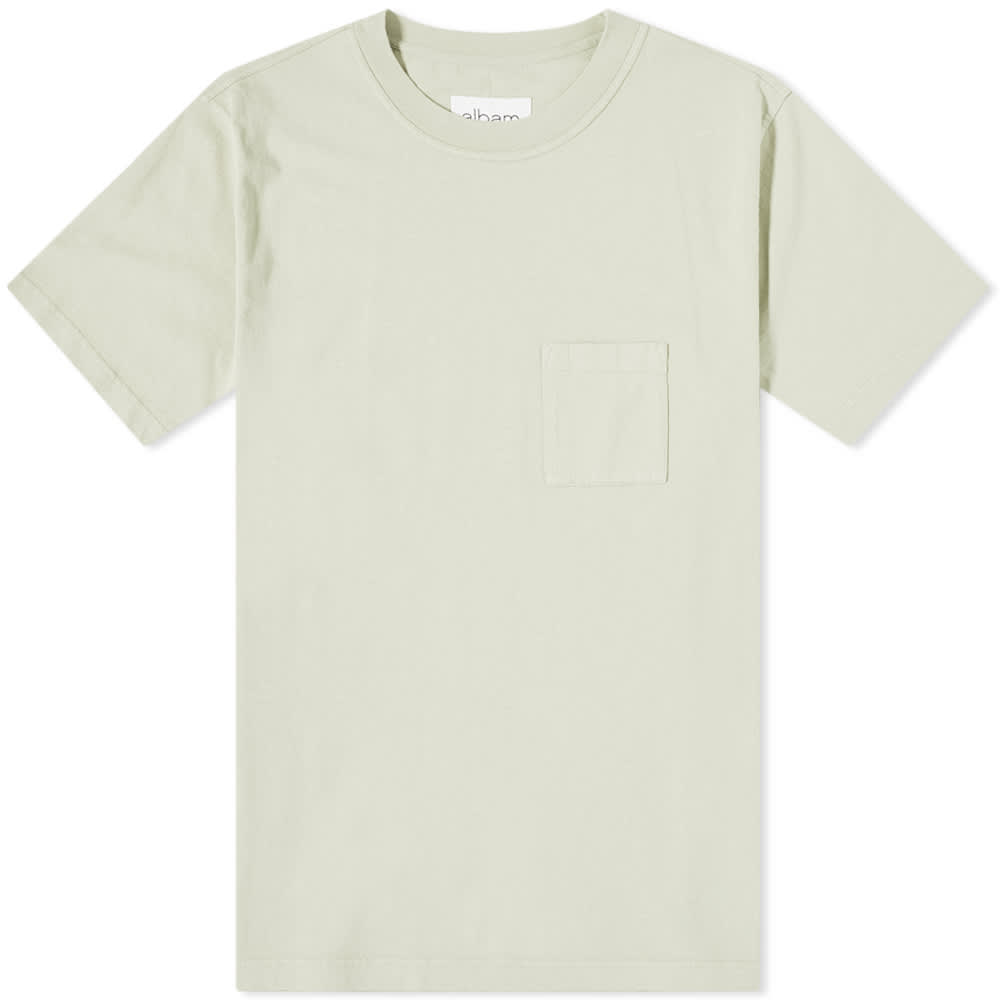 Albam Workwear Tee - Eucalyptus