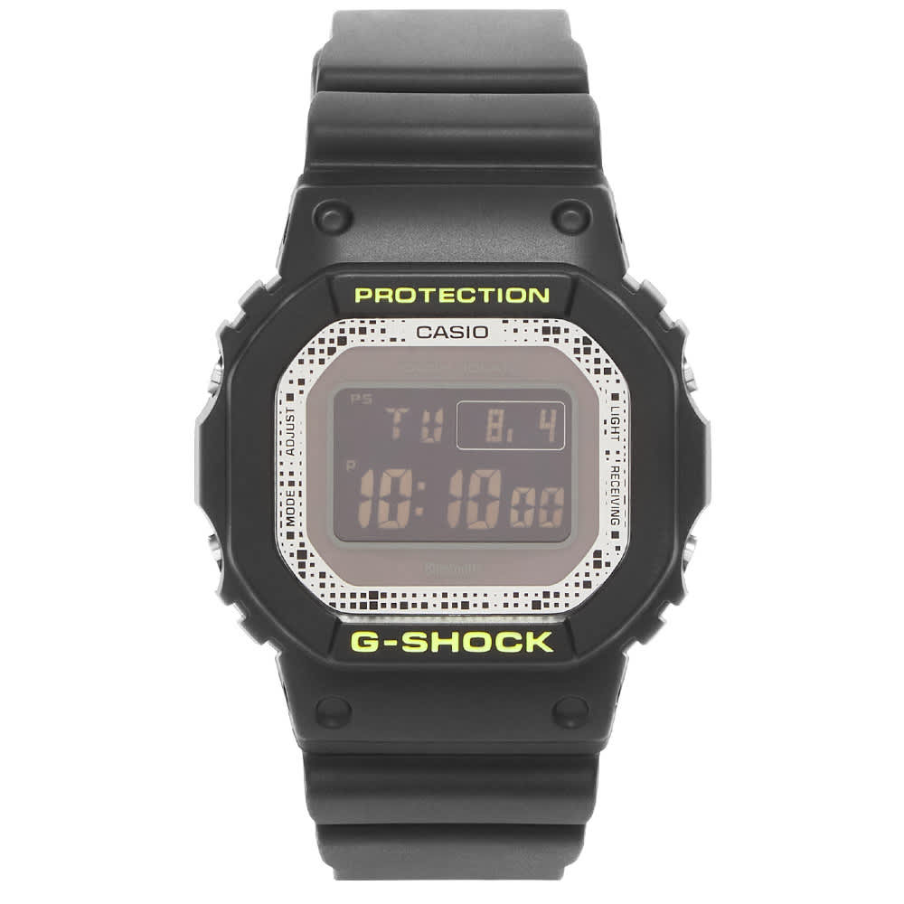 Casio G-Shock GW-B5600DC Digi Camo Watch - Black