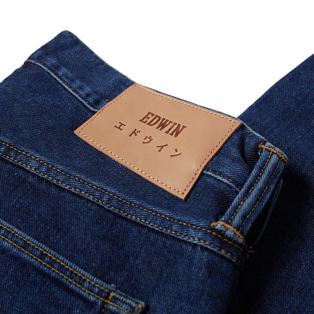 Edwin ED-55 Regular Tapered Jean - Akira Wash