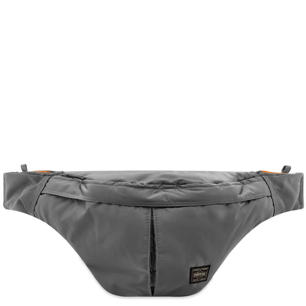 Porter-Yoshida & Co. L Waist Bag - Silver Grey