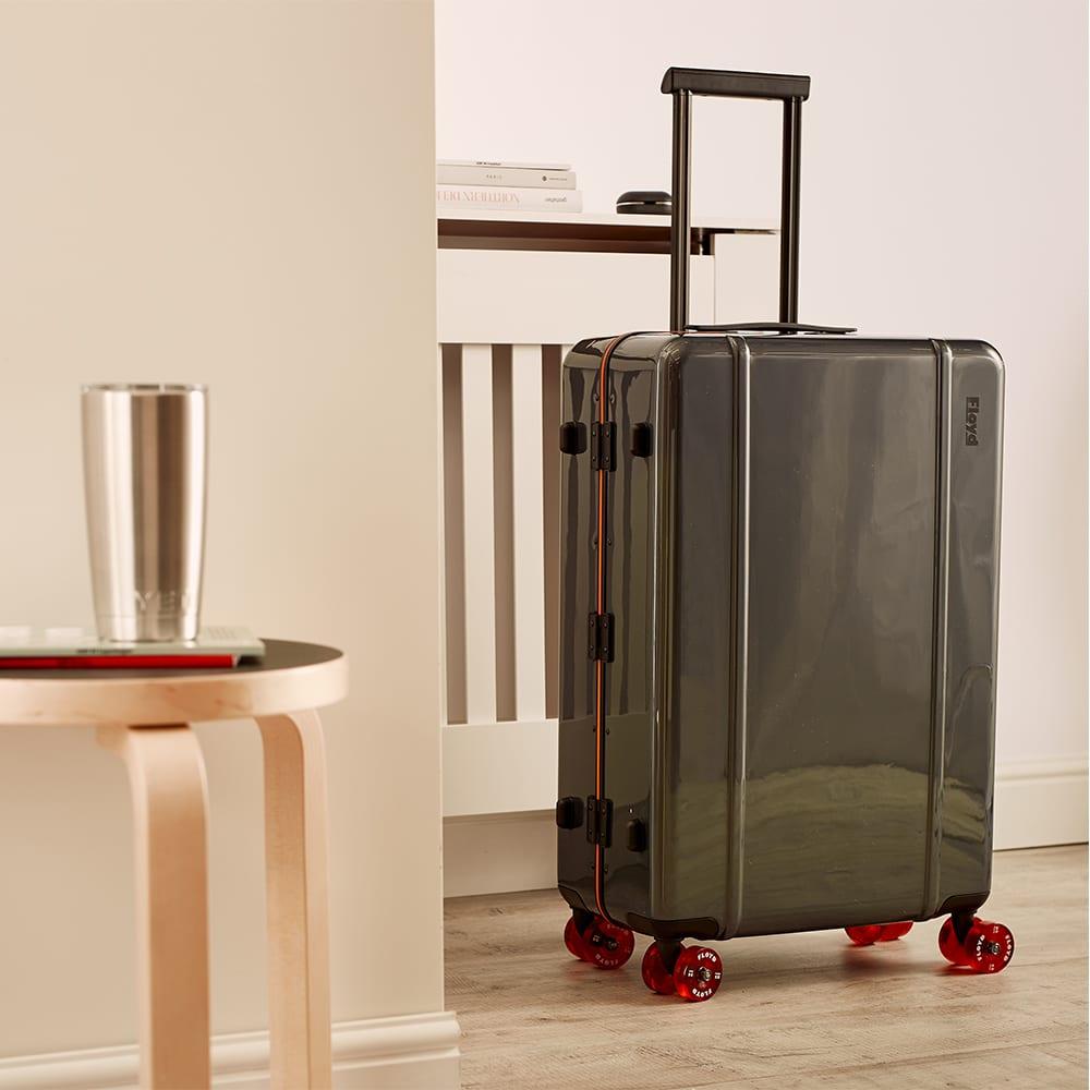 Floyd Check-In Luggage - Tarmac Grey