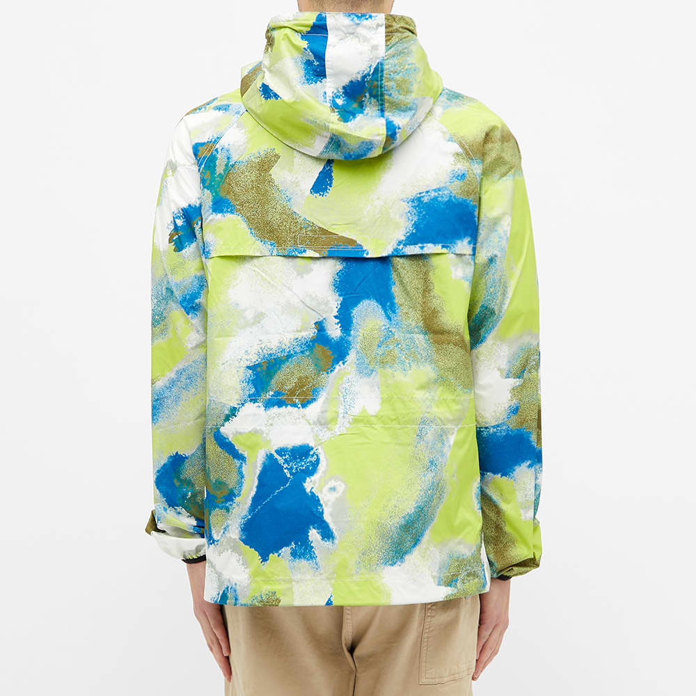 Penfield Pac Jac Printed Popover Jacket - Lime