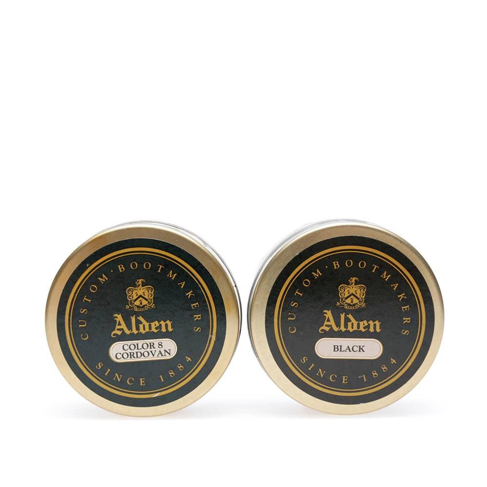 Alden Polishing Kit - Tan Calfskin