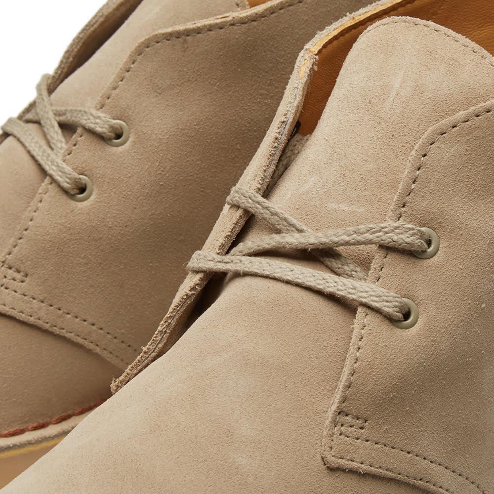 Clarks Originals Gore-Tex Desert Boot - Sand Suede