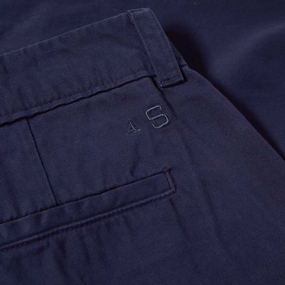 Acne Studios Garment Dyed Chino - Navy