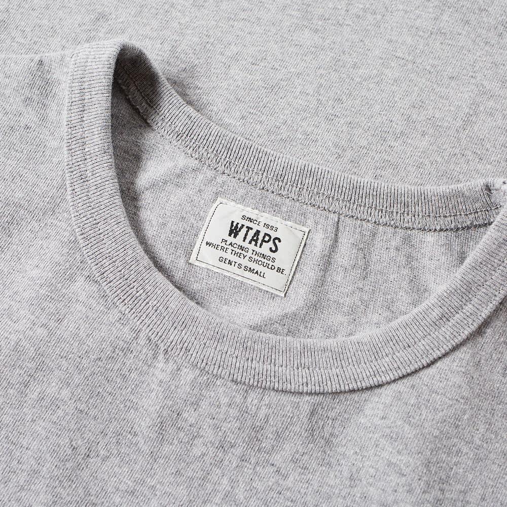 WTAPS Blank 02 Tee - Grey