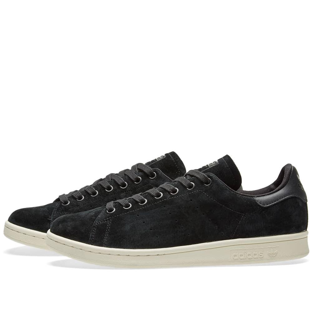 Adidas Stan Smith Core Black \u0026 White | END.