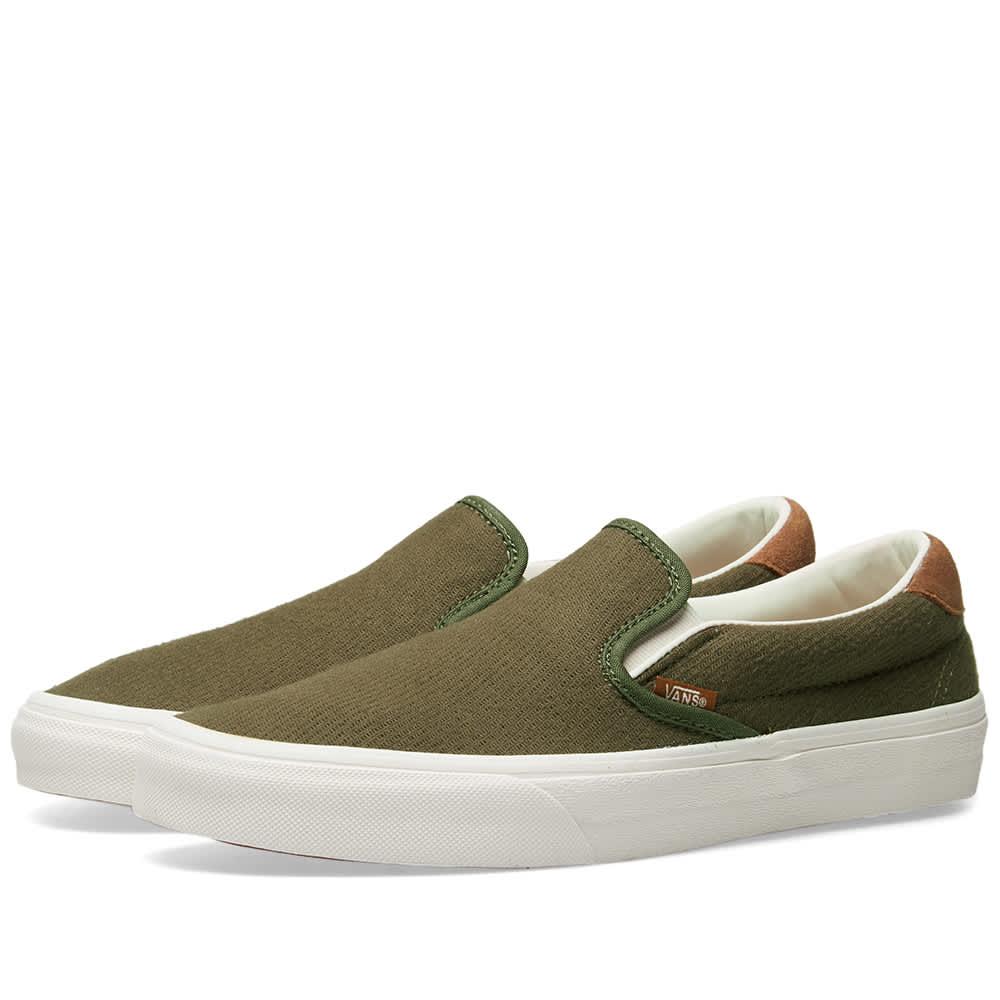 Vans UA Slip-On 59 - Dusty Olive