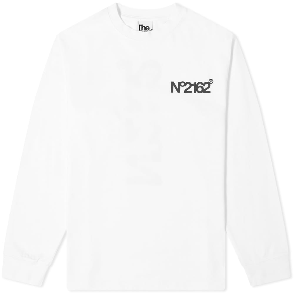 Aitor Throup's TheDSA Long Sleeve No. 2289 Tee
