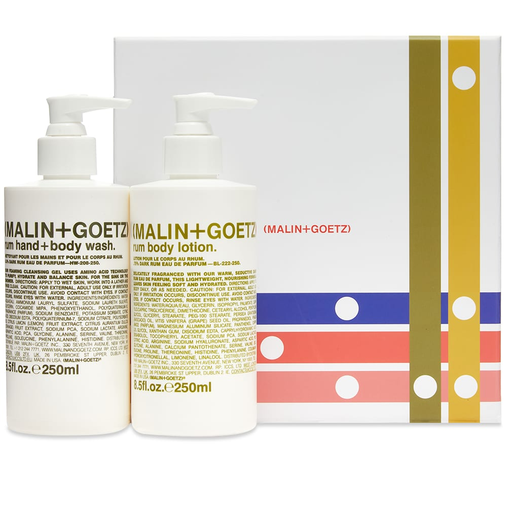 Malin + Goetz Make it A Double Set - N/A