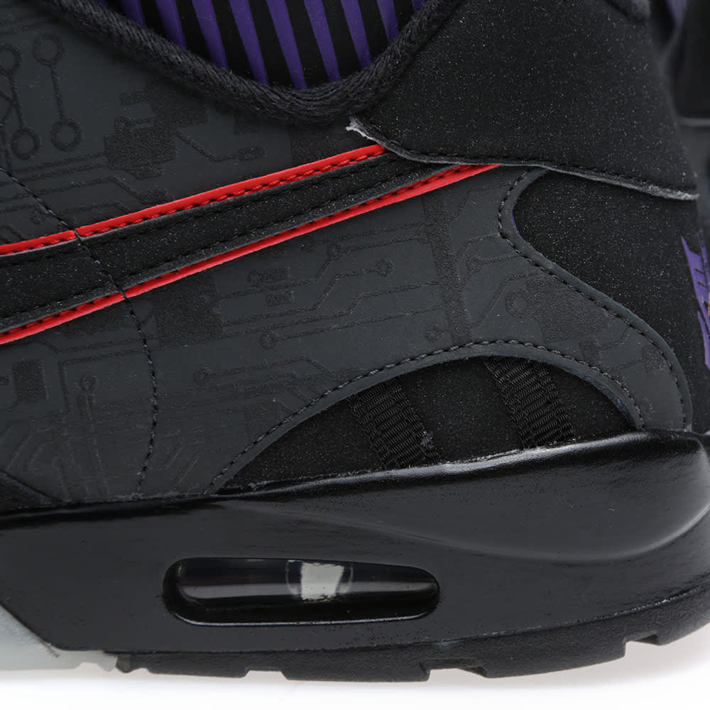 Nike Air Trainer SC II QS 'Megatron' - Anthracite & Black