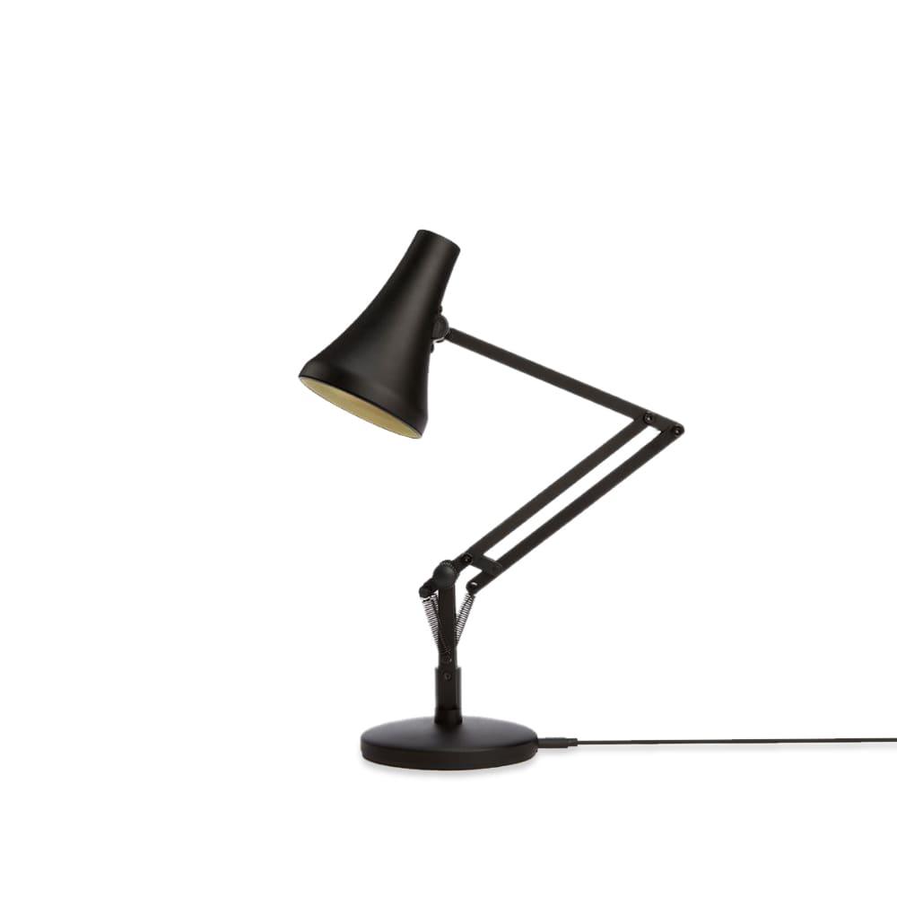 Anglepoise Type 90 Mini USB Desk Lamp - Carbon Black & Black