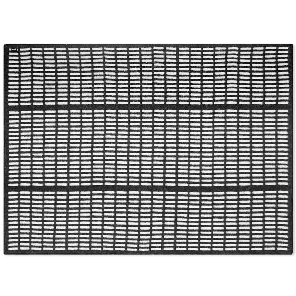 Artek Siena Blanket - Black & White