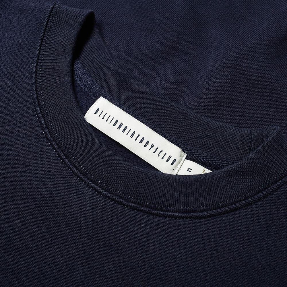 Billionaire Boys Club Small Arch Logo Crew Sweat - Navy