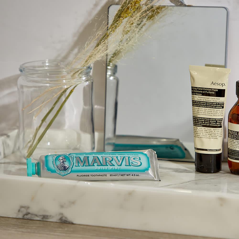 Marvis Toothpaste - Aniseed Mint 85ml