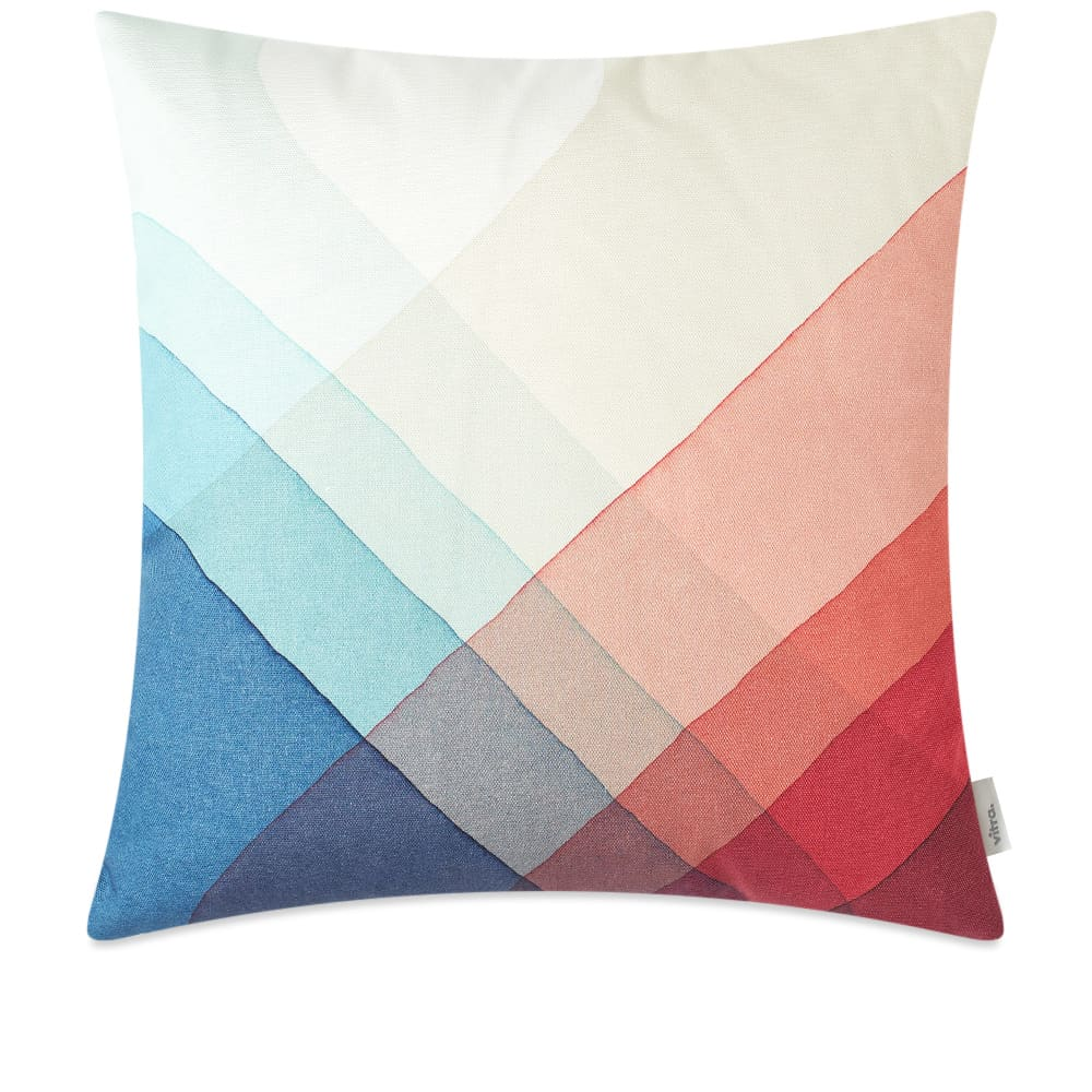 Vitra Raw-Edges Herringbone Pillow - Red