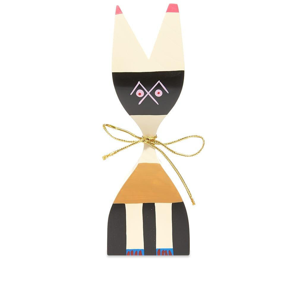 Vitra Alexander Girard 1952 Wooden Doll No. 9 - N/A