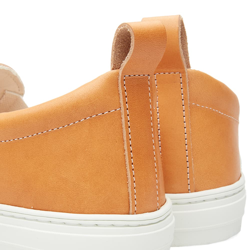 Buddy G.S. Slip On BFF - Beige Leather