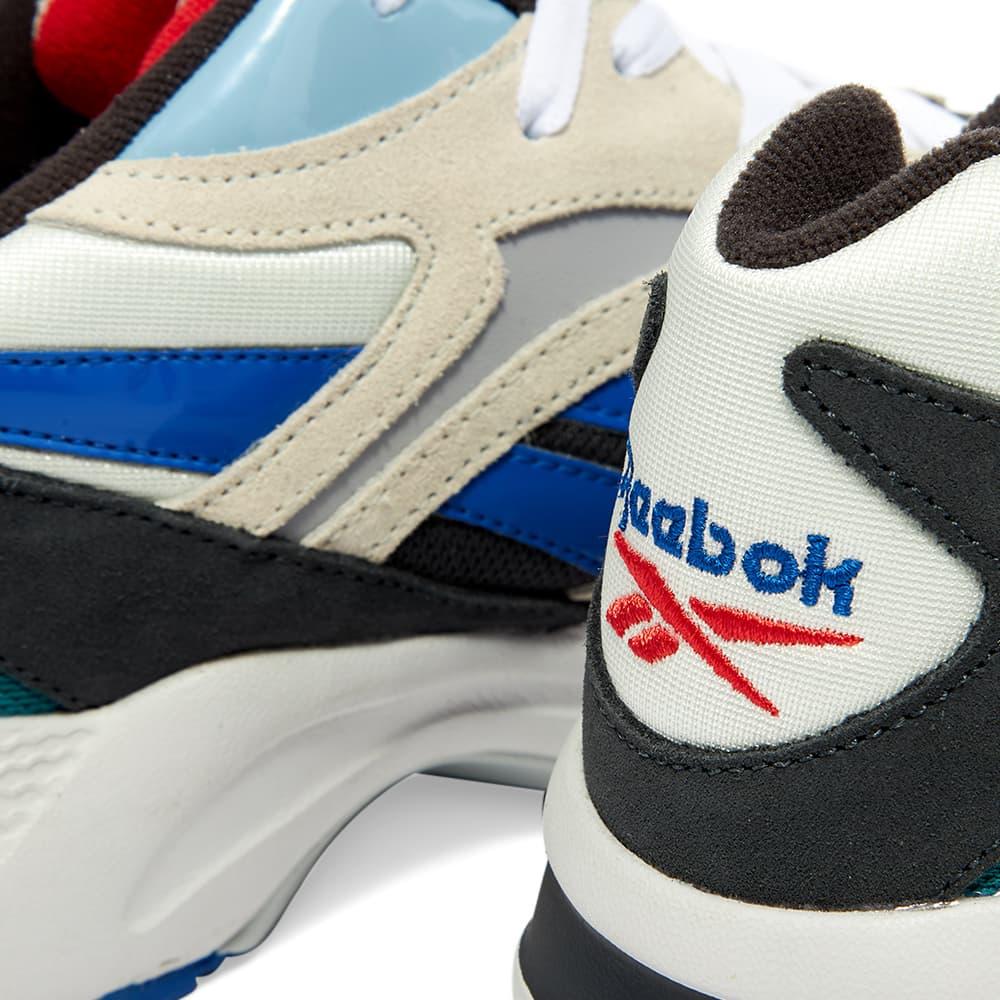 Reebok Aztrek 96 - Chalk, Seaport Teal & Blue
