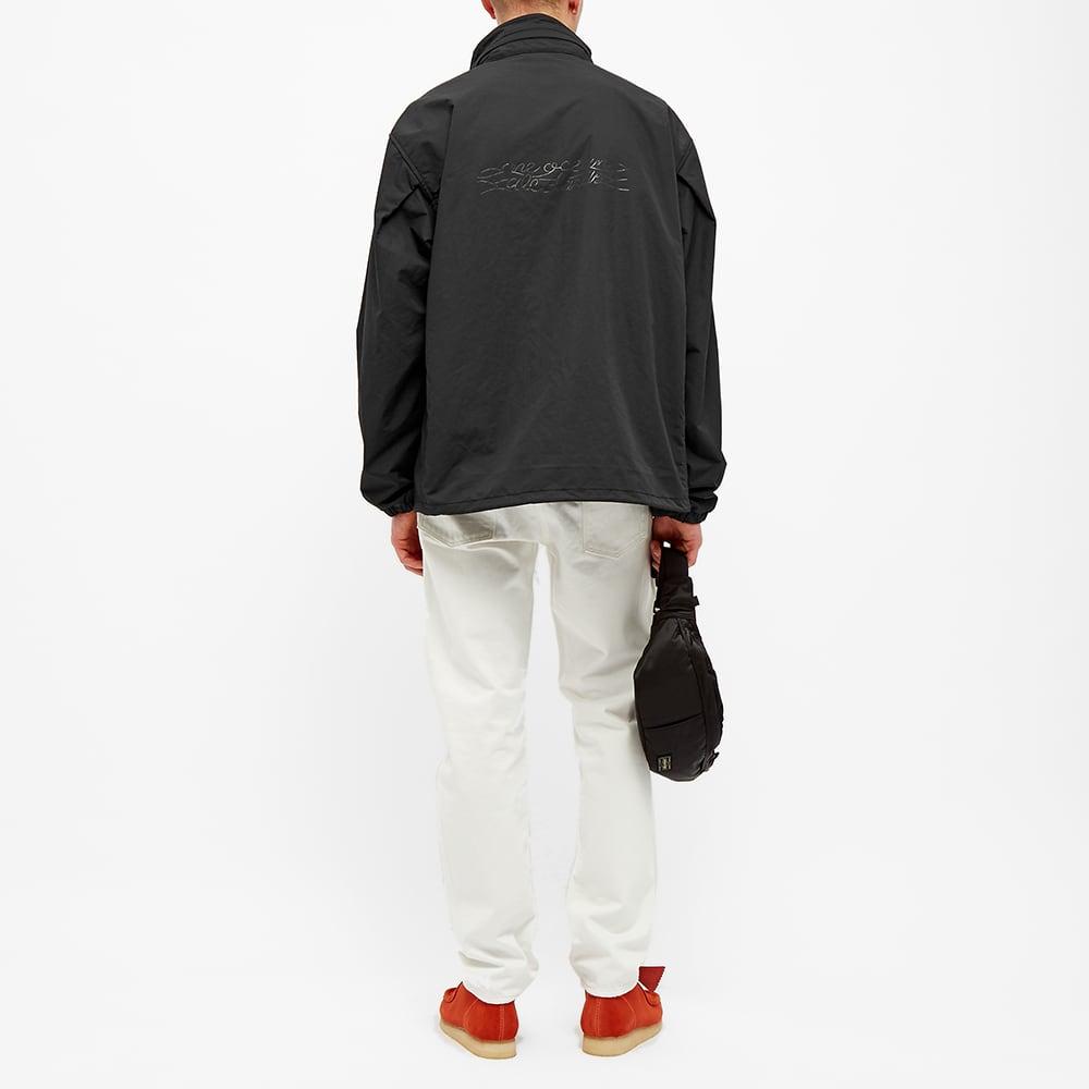 Nanamica Coach Jacket - Black