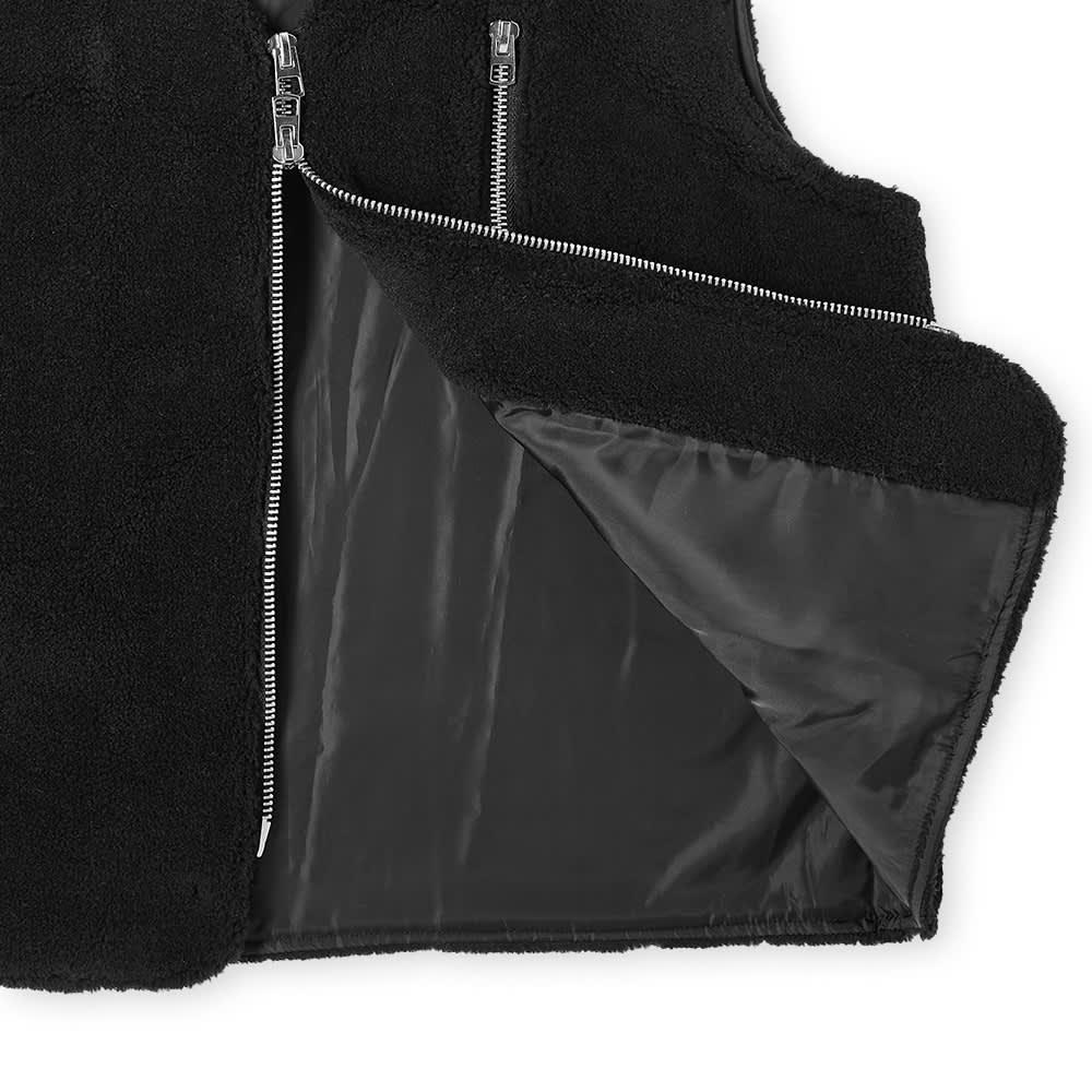 MKI Sherpa Vest - Black