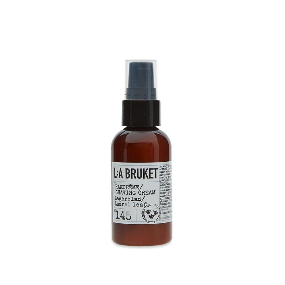 L:A Bruket Laurel Leaf Shaving Cream - 60ml