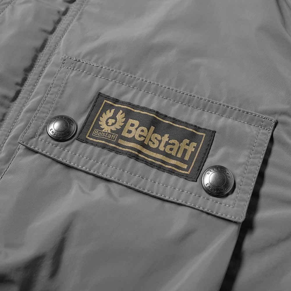 Belstaff Weekender Parka - Dusk Grey