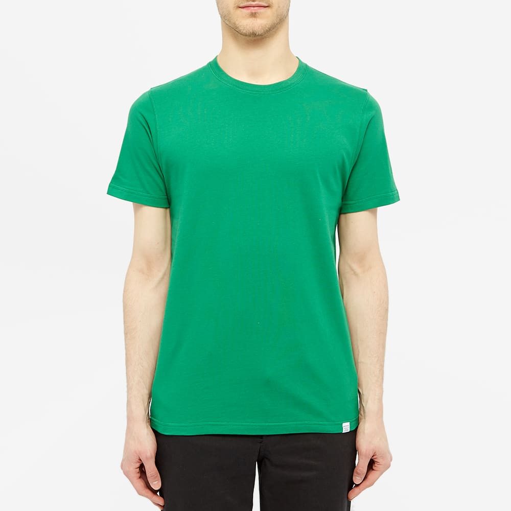 Norse Projects Niels Standard Tee - Sporting Green