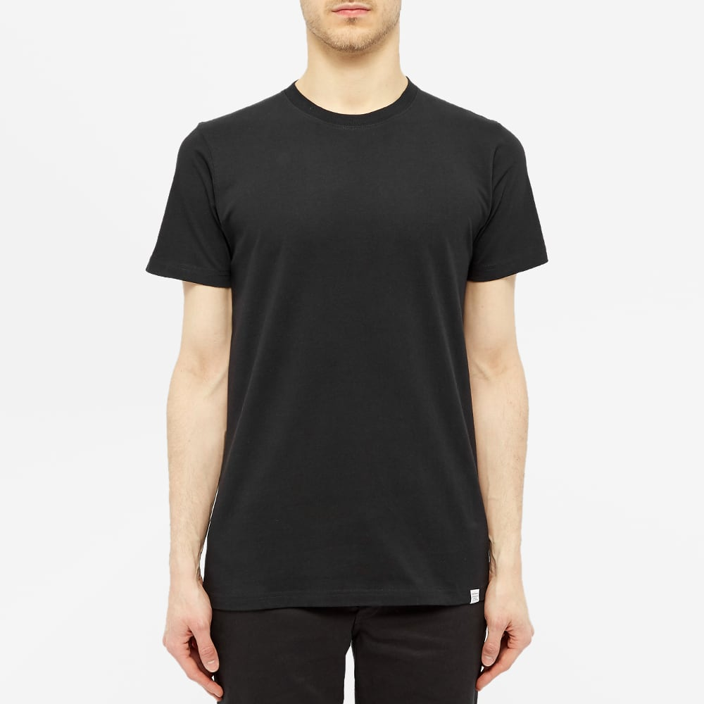 Norse Projects Niels Standard Tee - Black
