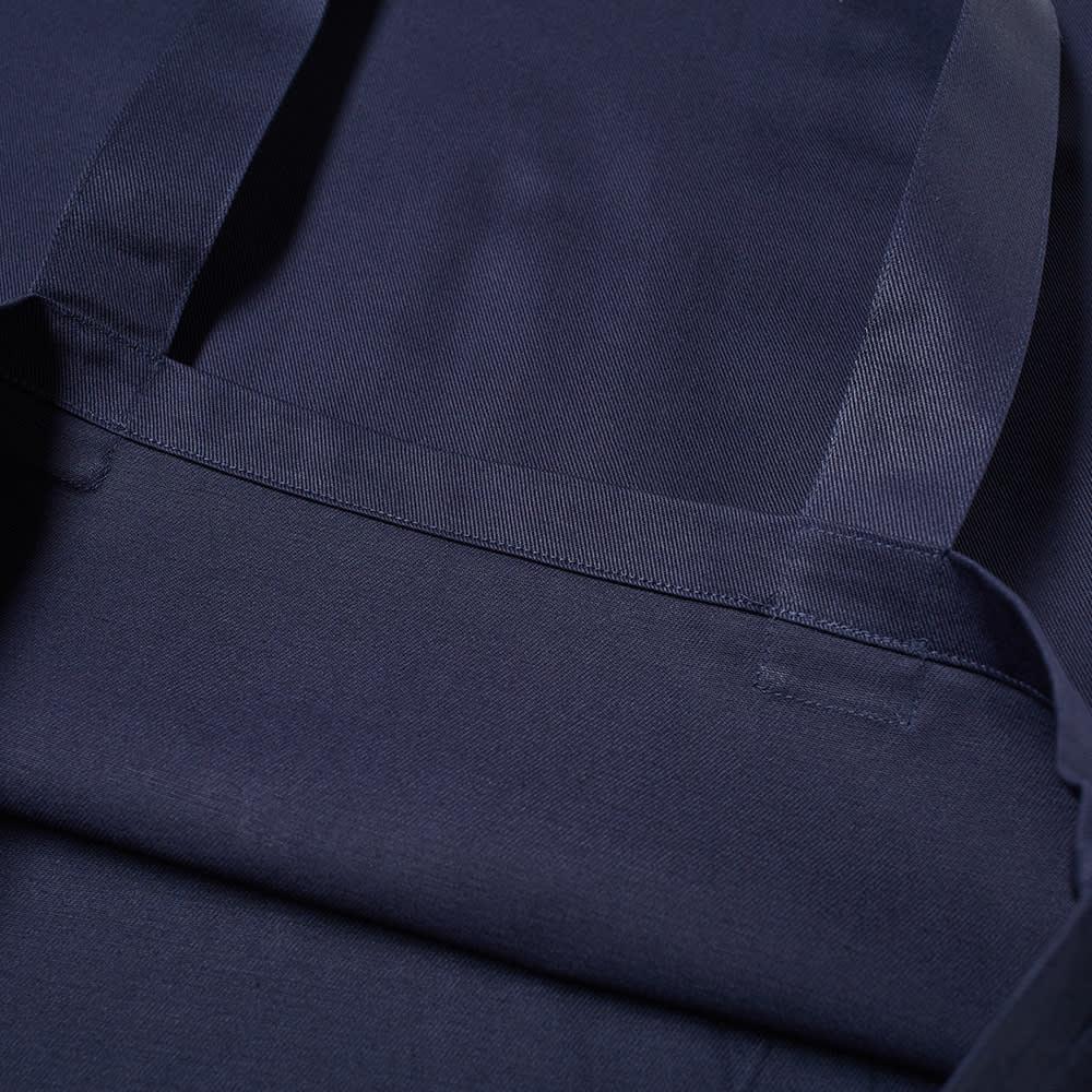 Margaret Howell Logo Tote Bag - Navy