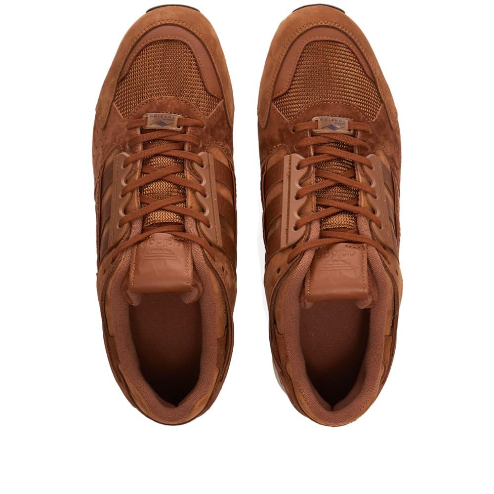 Adidas x Schokohase ZX 10,000 C - Brown, Cream White & Savannah