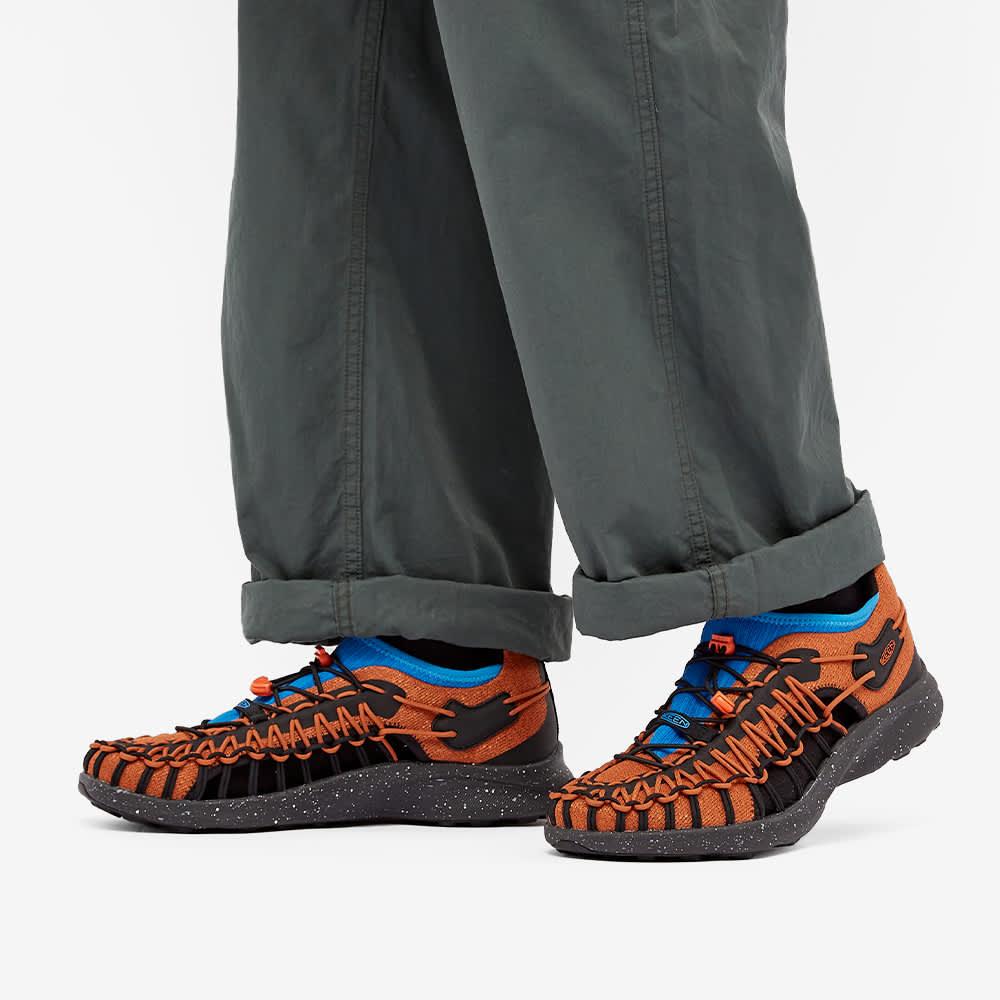 KEEN Uneek Sneaker - Adobe & Brilliant Blue