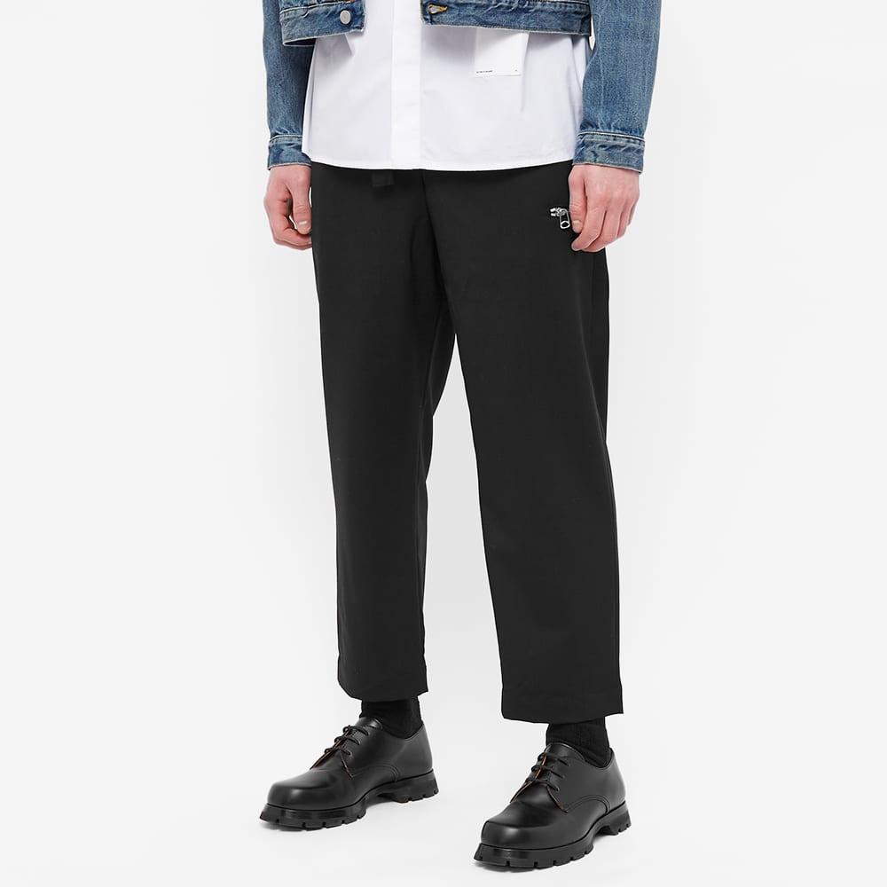 OAMC Zip Pocket Pant - Black