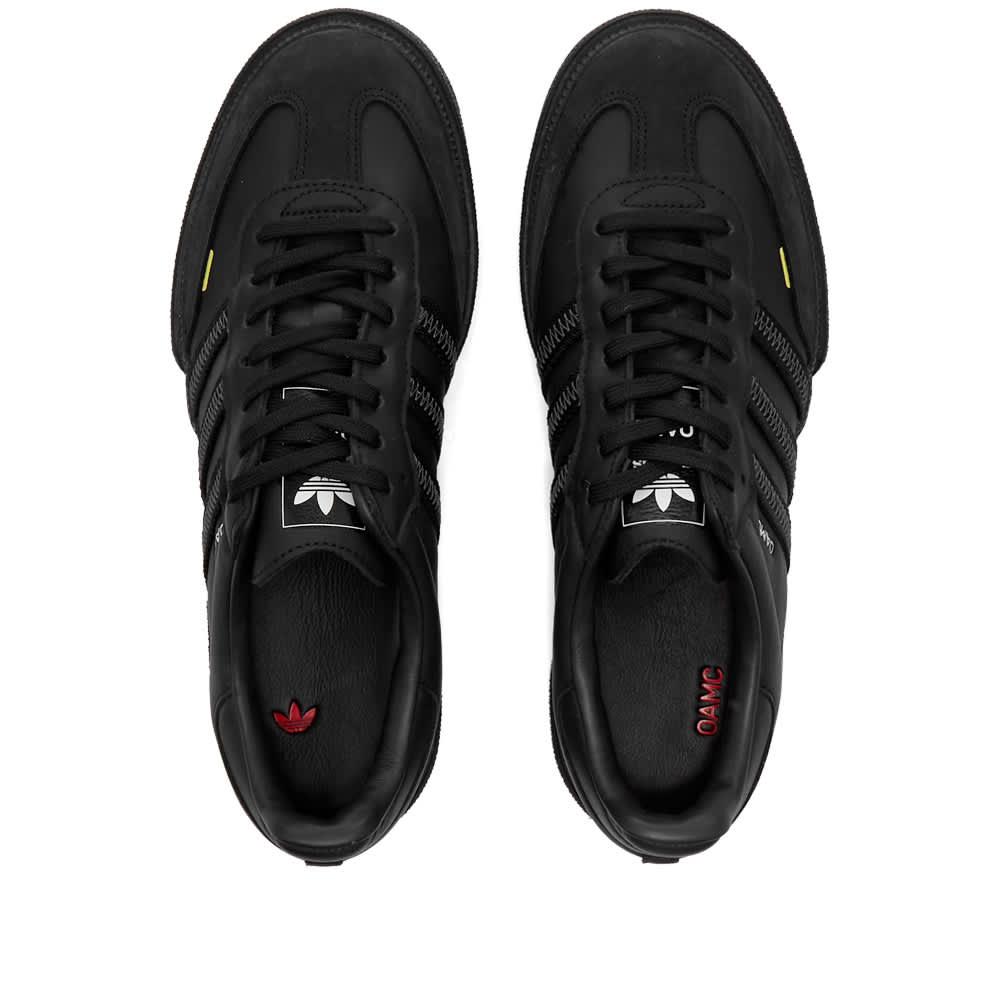 Adidas x OAMC Type O-8 - Black & Grey Six