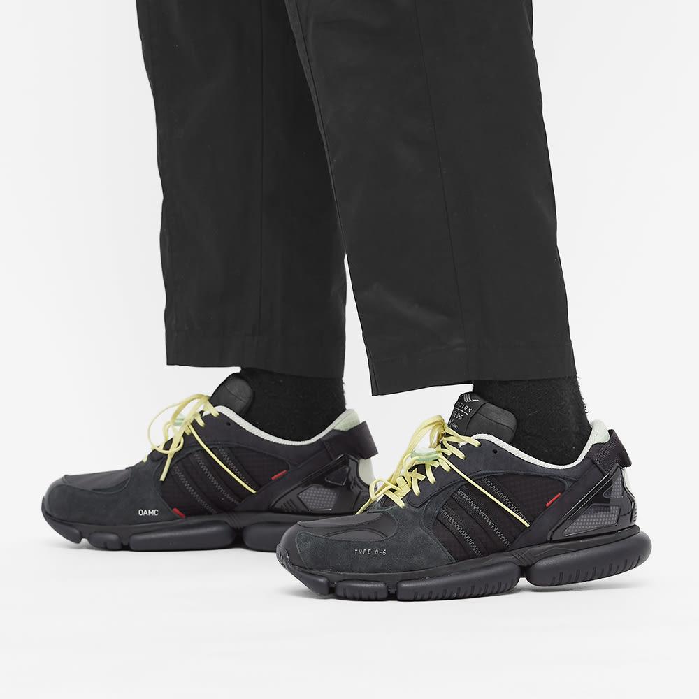 Adidas x OAMC Type O-6 - Black & White