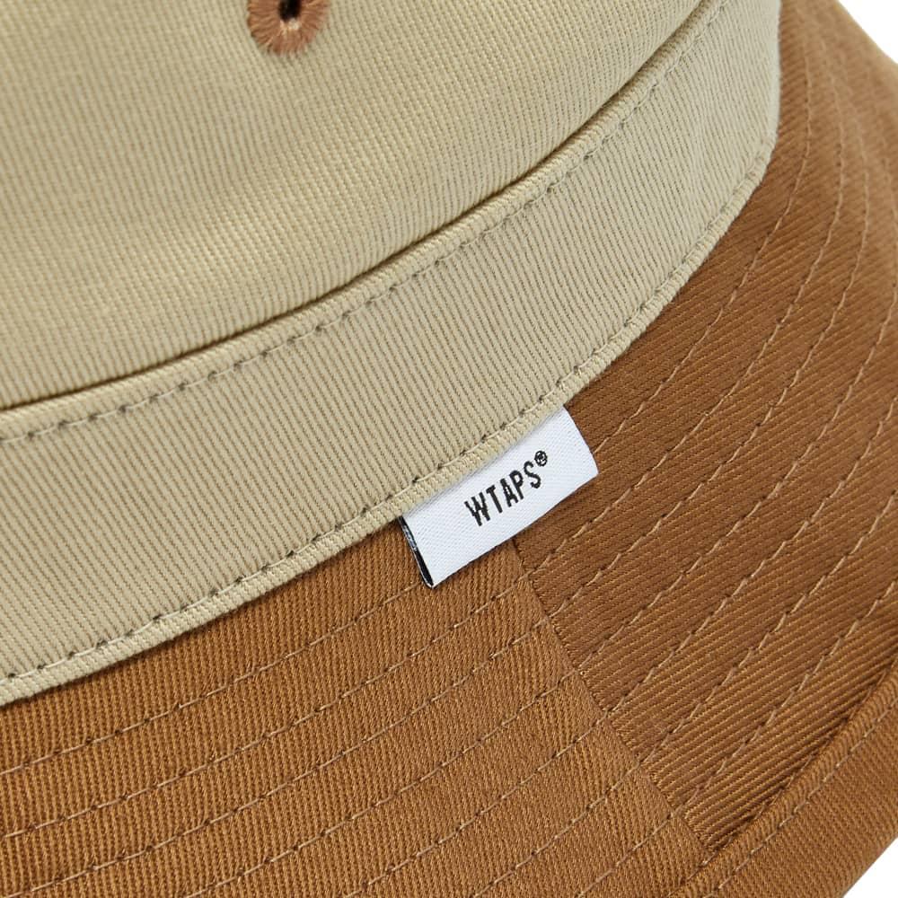 WTAPS 02 Bucket Hat - Beige