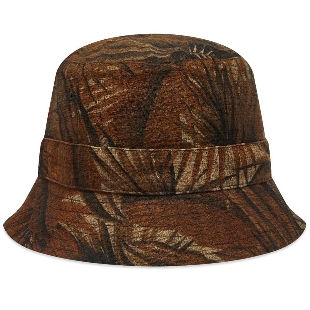 Universal Works Jungle Bucket Hat - Brown