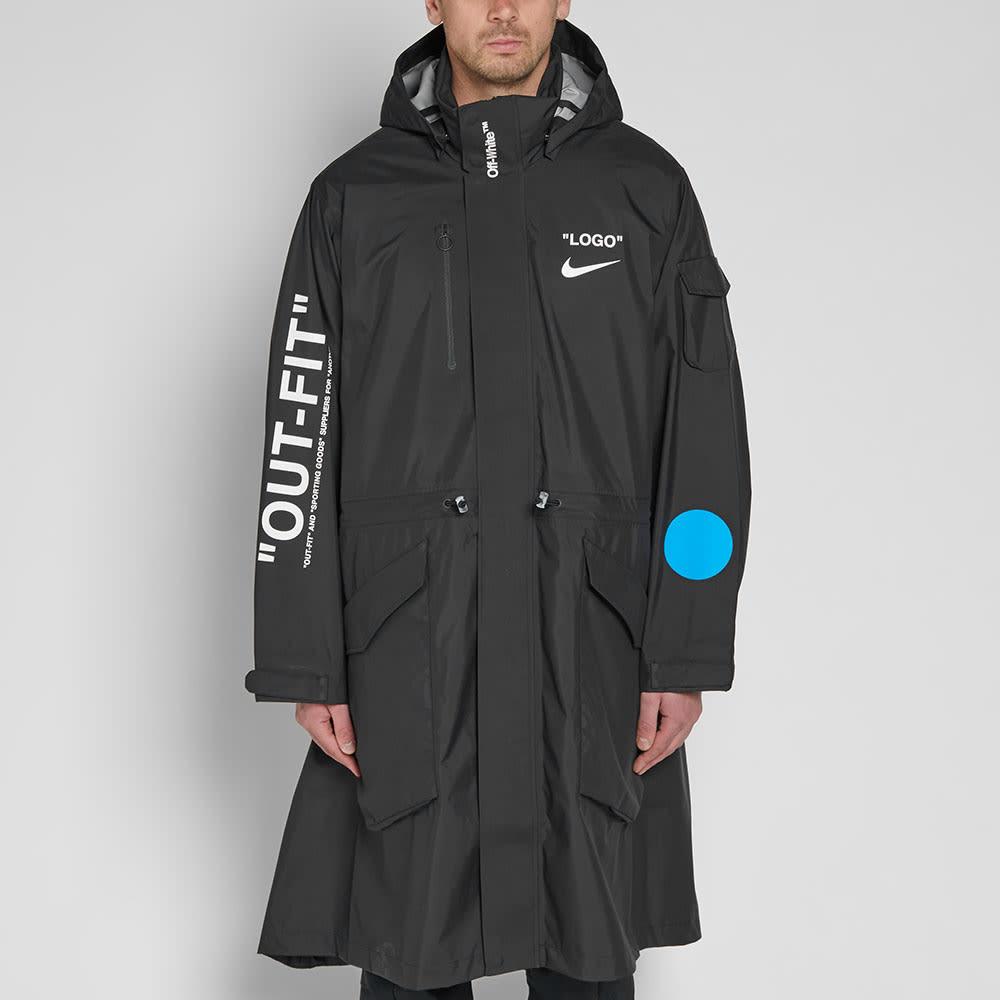 Nike x Off-White Jacket - Black
