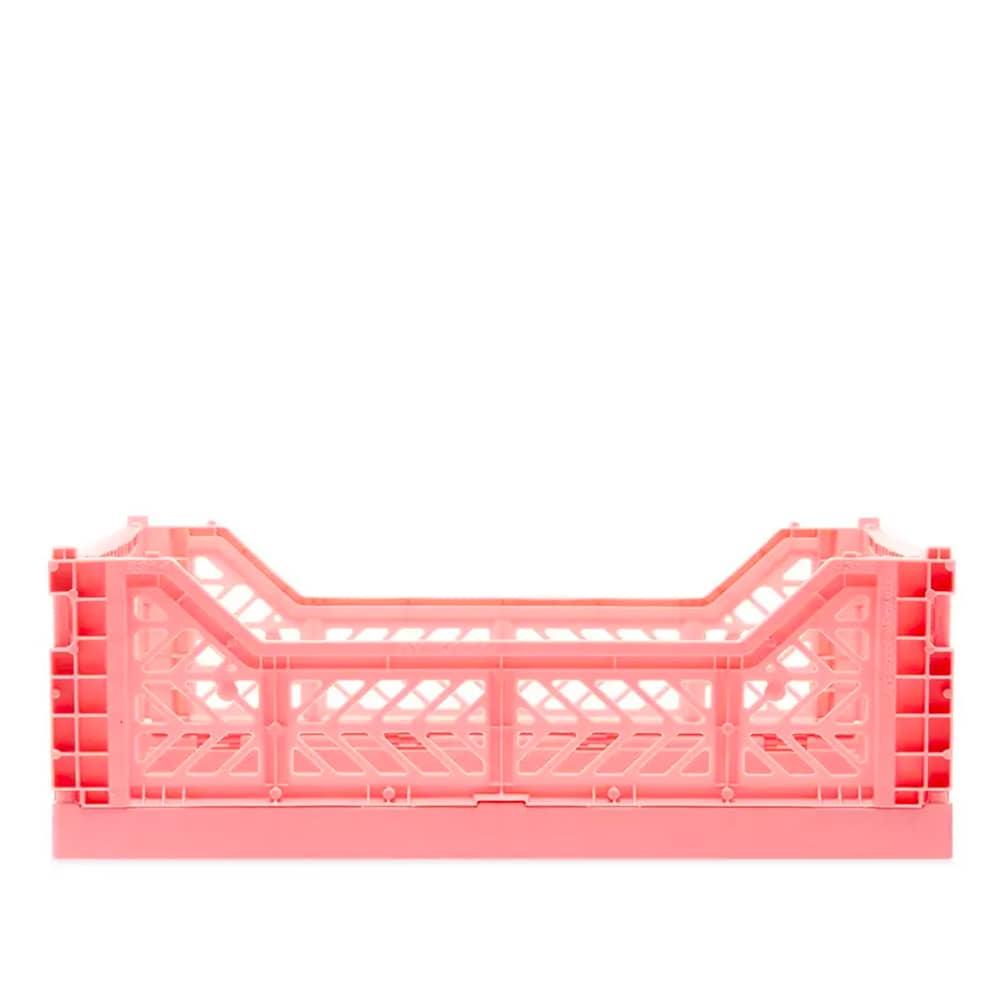 HAY Medium Colour Crate - Pink