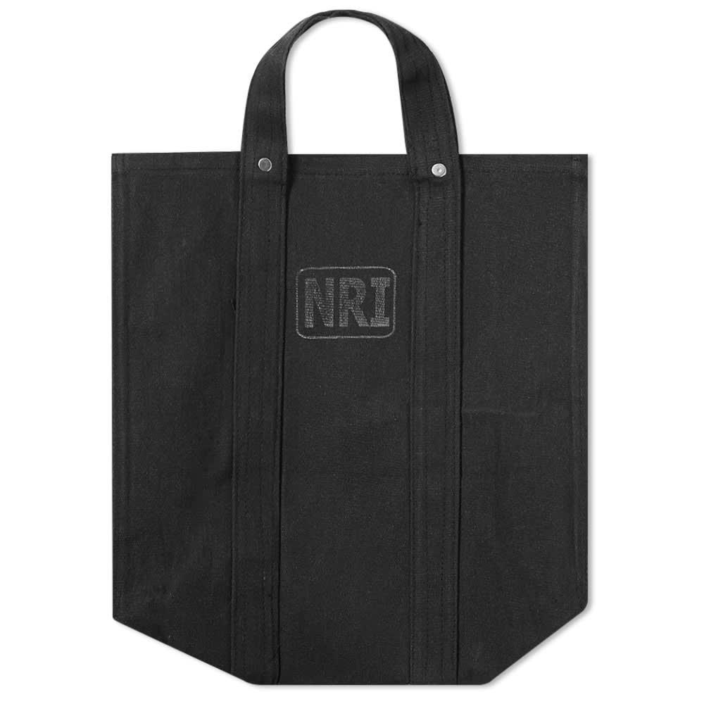 Puebco Small Labour Tote Bag - Black