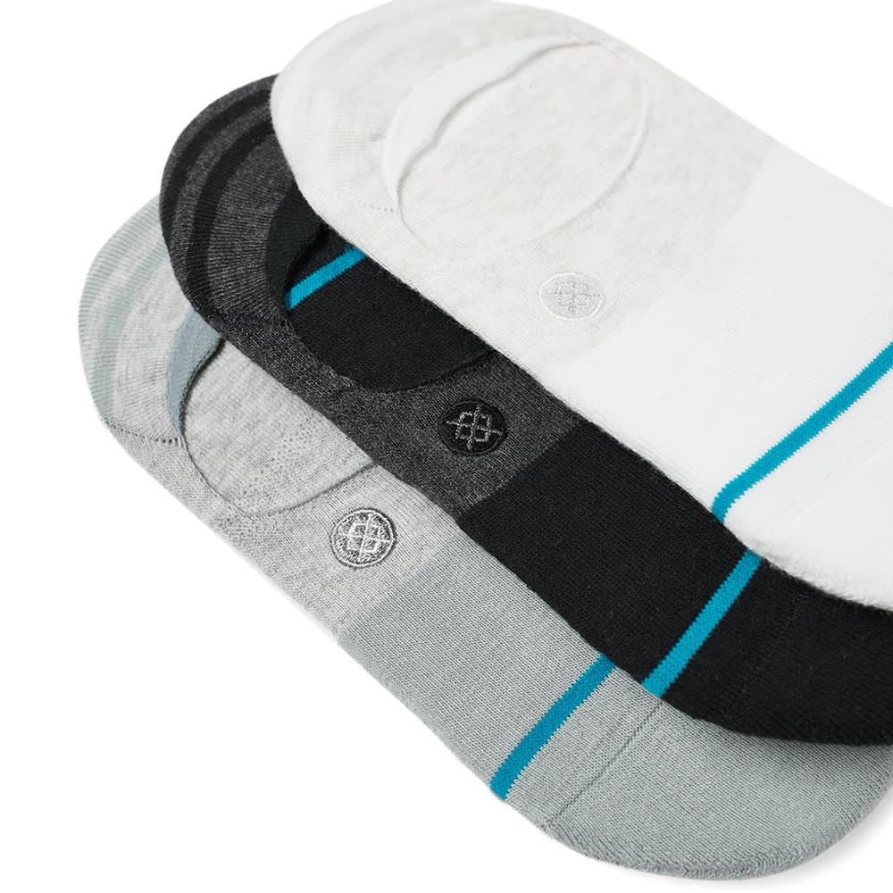 Stance Gamut 2 Sock - 3 Pack - Multi