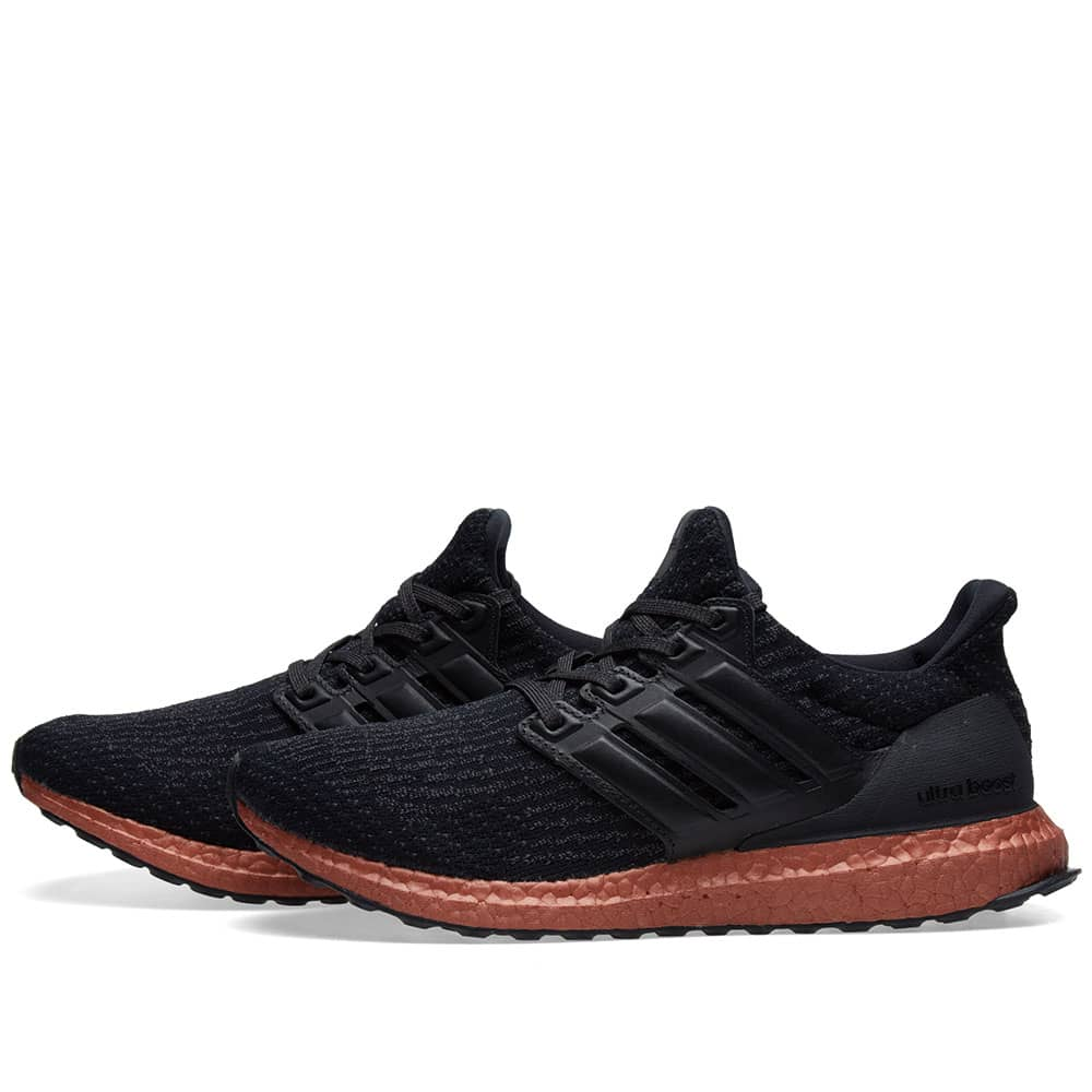 Adidas Ultra Boost Core Black \u0026 Tech