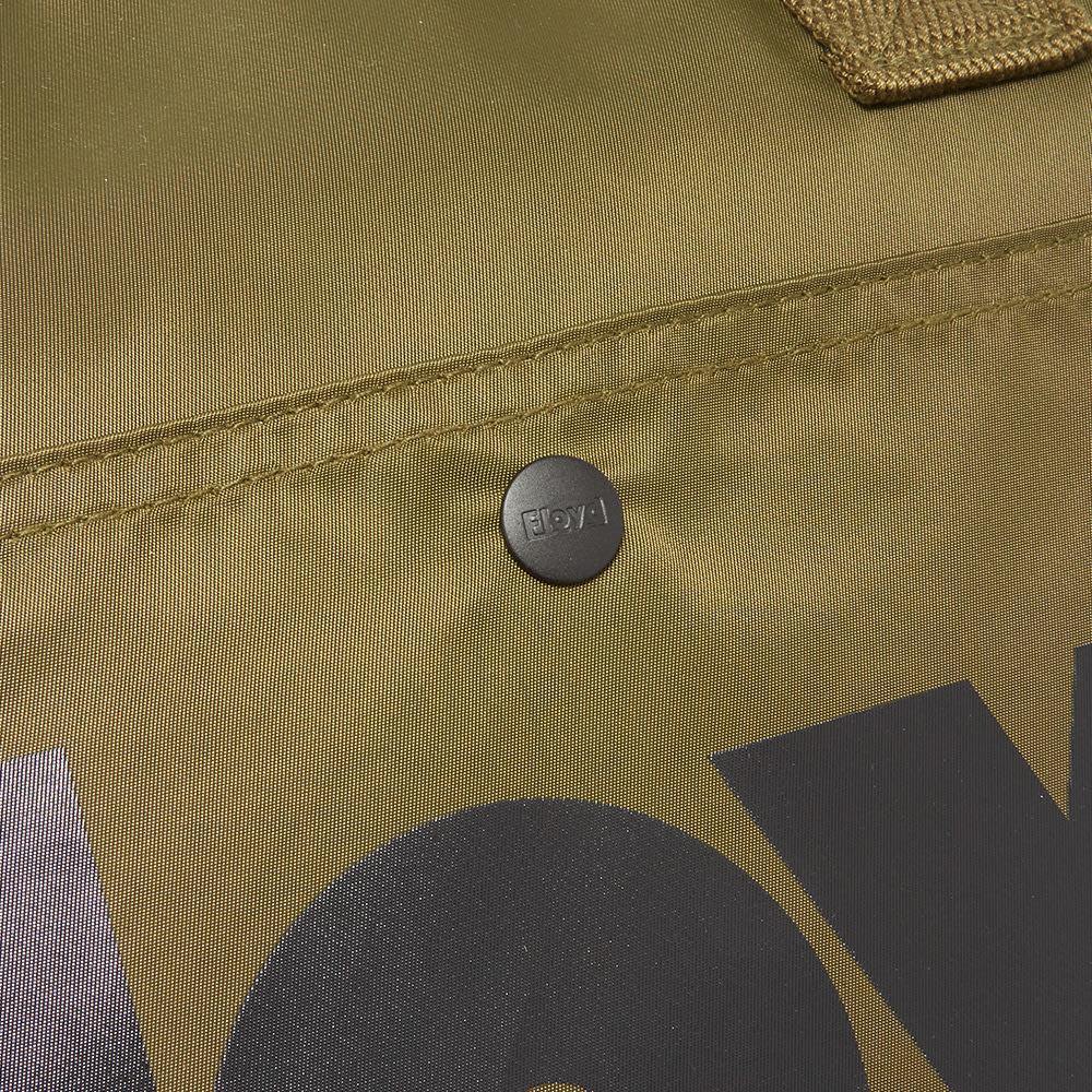 Floyd Weekender Bag - Gator Green