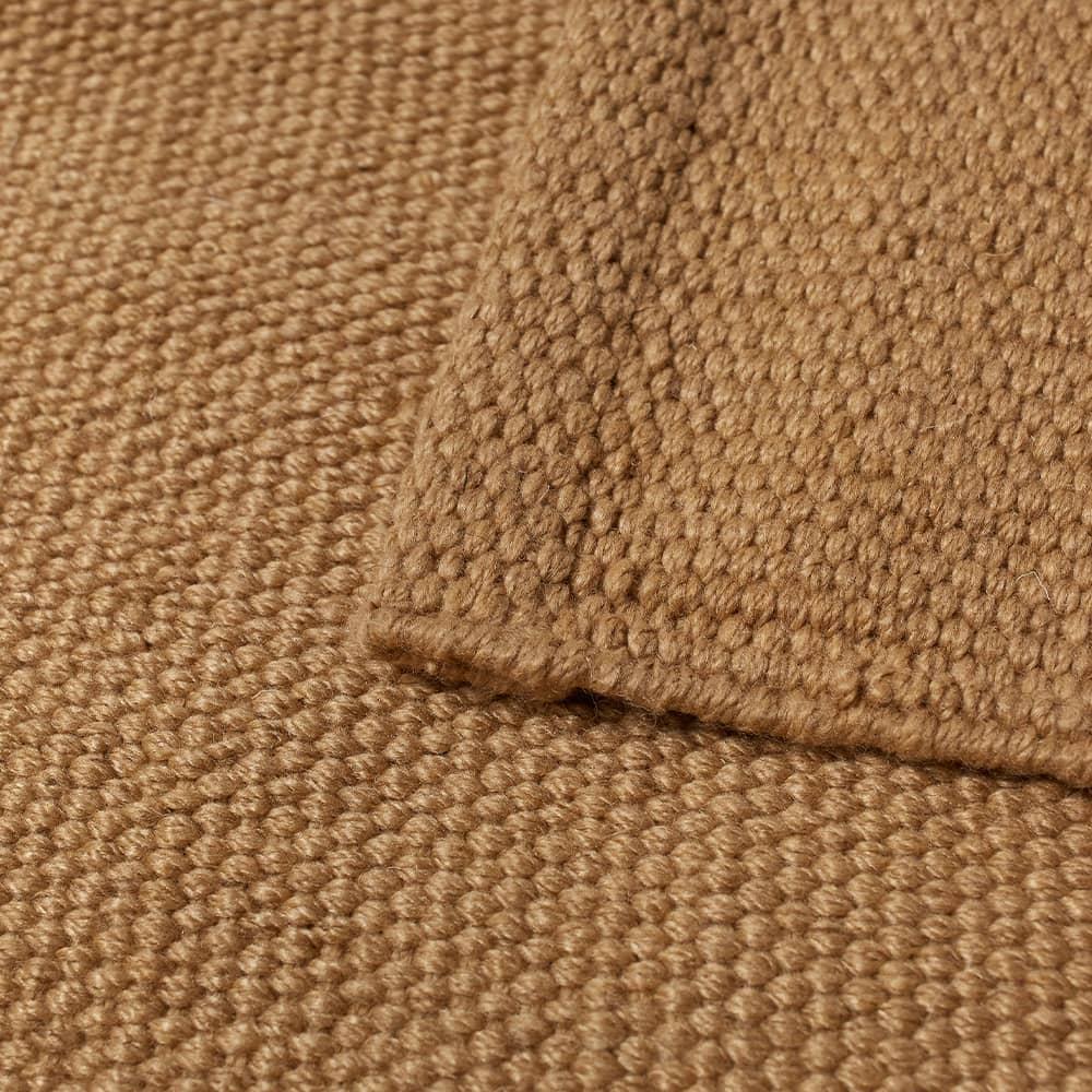 Ferm Living Hem Rug - Medium - Sand
