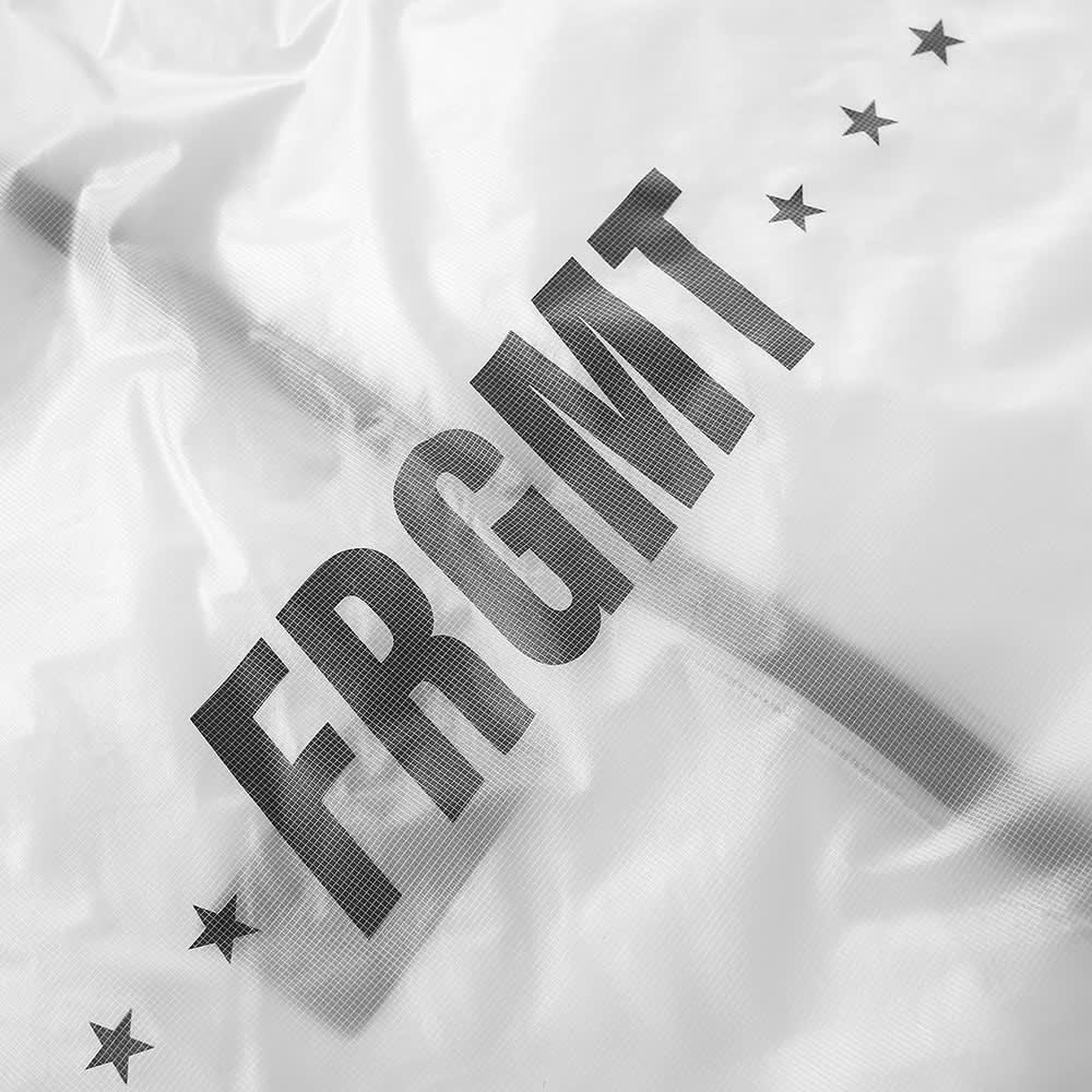 Moncler Genius - 7 Moncler FRGMT Hiroshi Fujiwara Maphee Windbreaker - White