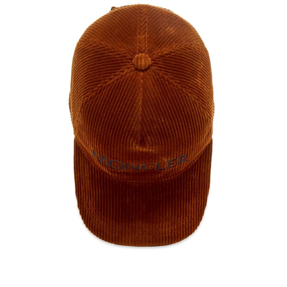 Moncler Cord Logo Baseball Cap - Tan