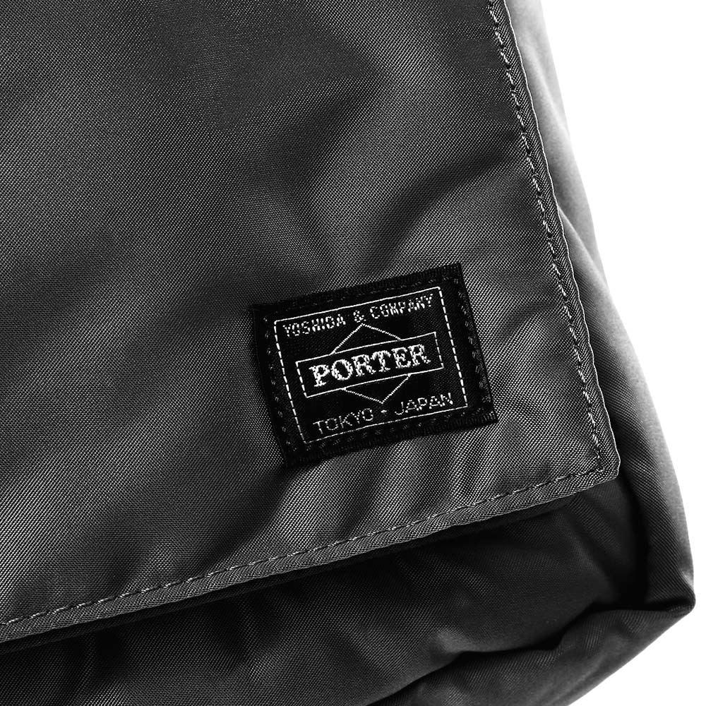 Porter-Yoshida & Co. 2-Way Overnighter - Black