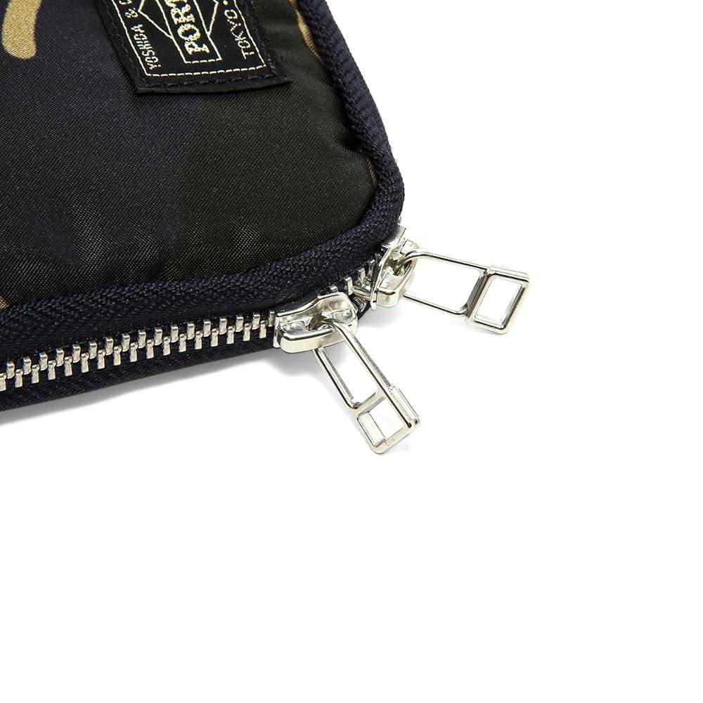 Porter-Yoshida & Co. Counter Shade Key Case - Woodland Khaki Camo