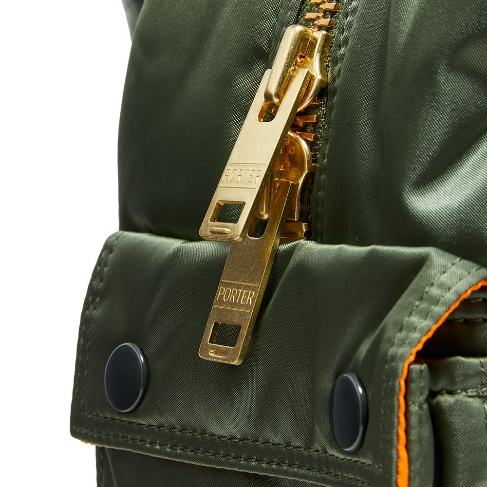 Porter-Yoshida & Co. L Boston Bag - Sage