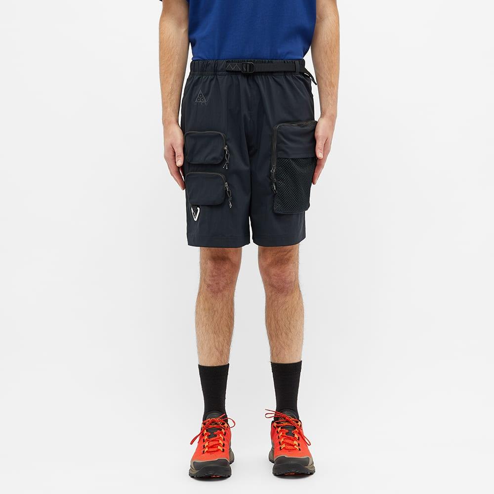 Nike NRG ACG Cargo Short - Black   Subtype